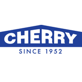Cherry logo blue